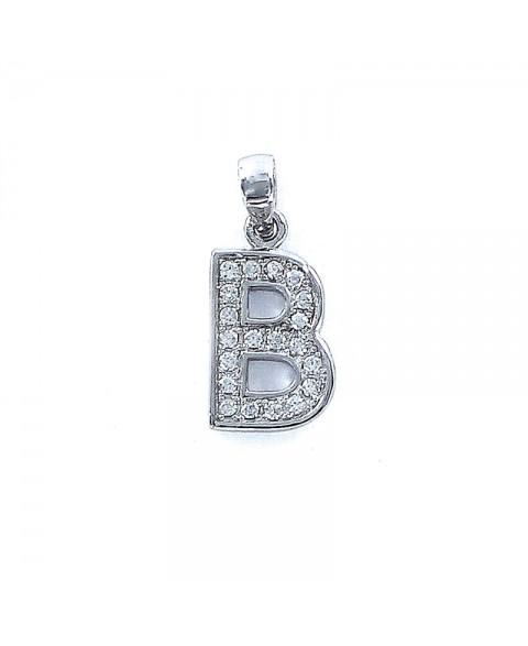 -Colgante Letters inicial B...
