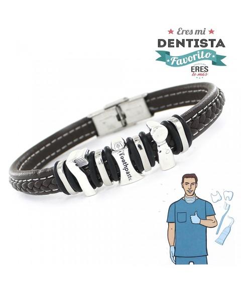 3 Pulsera Eres mi Dentista...