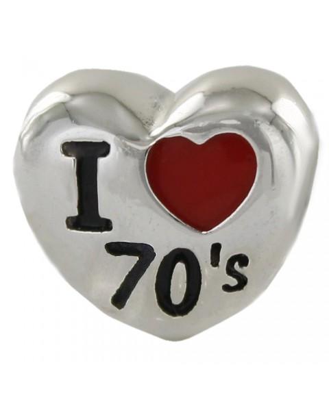 Abalorio A Tu Lado I Love 70