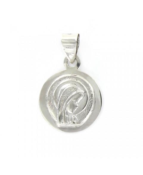 Colgante de plata medalla...
