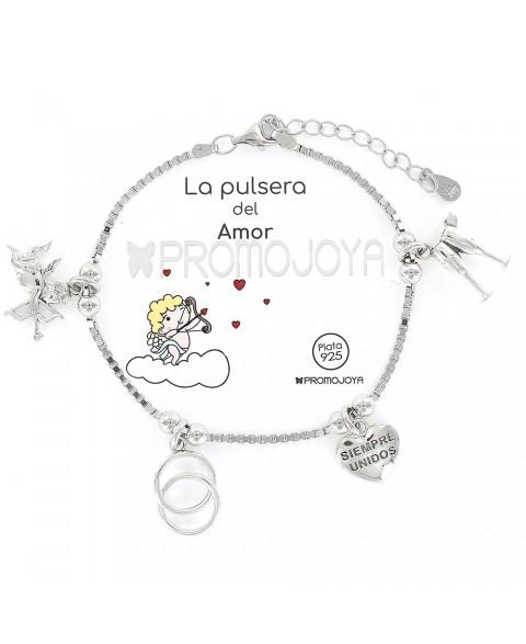 14 Pulsera Eres lo mas Amor...
