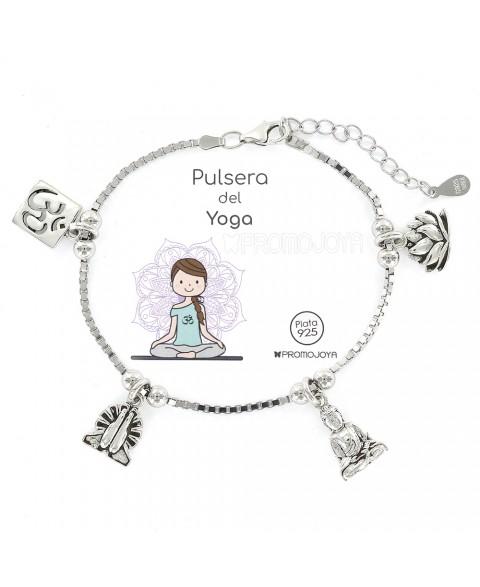 55 Pulsera Eres lo mas Yoga...