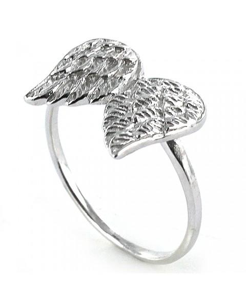 Anillo de plata alas de 12...