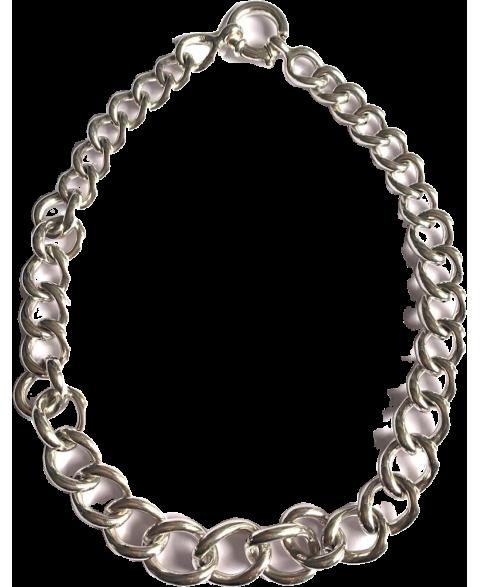Collar de plata modelo Udine