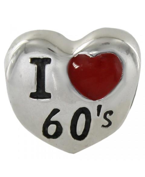 Abalorio A Tu Lado I Love 60