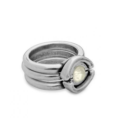 Anillo Ring Ünique de Ciclon