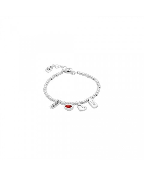 Pulsera I'm waiting 4 U Red...
